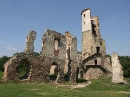 Zřicenina hradu Zvířetice